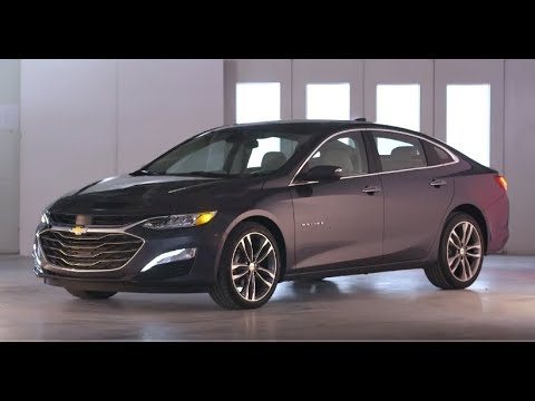 2019 Chevrolet Malibu Premier Exterior Interior Youtube