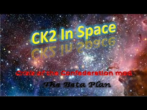 CK2 in Space - 03 - Our first war in space