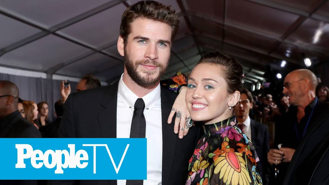 Miley Cyrus Drops Emotional New Song 'Slide Away' Days Split from Liam Hemsworth | PeopleT