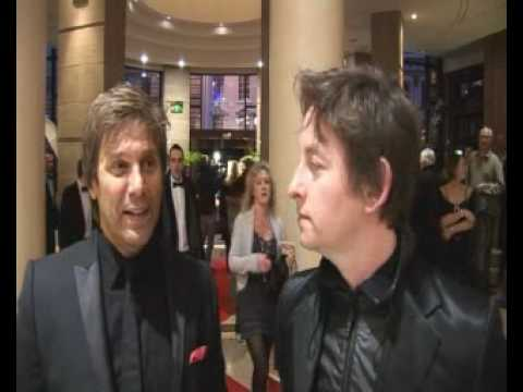 2010 Fate Awards - interview with Roger Tayor of Duran Duran