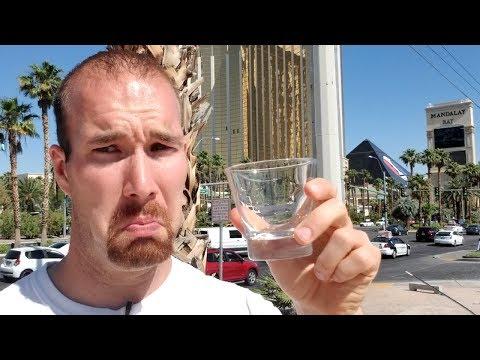 No More Free Drinks In Las Vegas Casinos!?