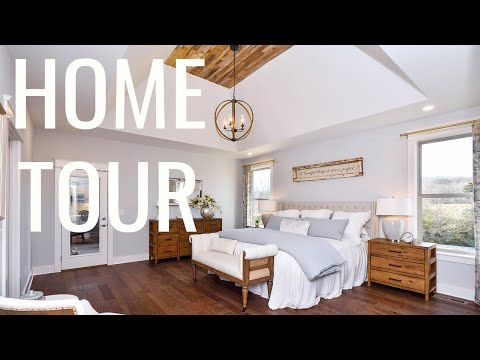 Model Home Tour | Interior Design