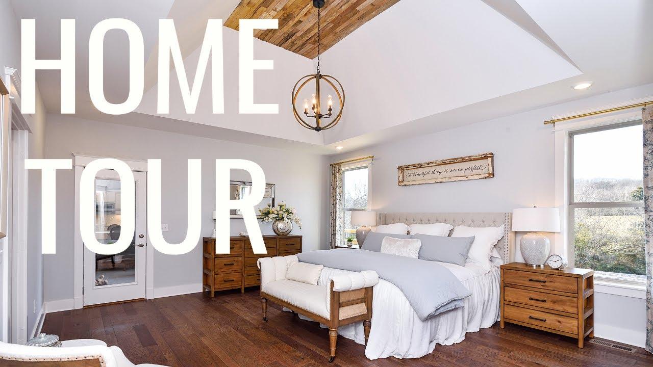 Model Home Tour Interior Design Youtube