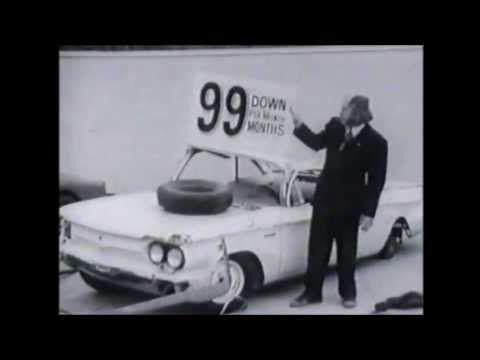 Meet a Downtown Car Salesman