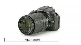Hands-On Review: Nikon D5500