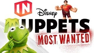Disney Infinity: Toy Box Share - Most Wanted