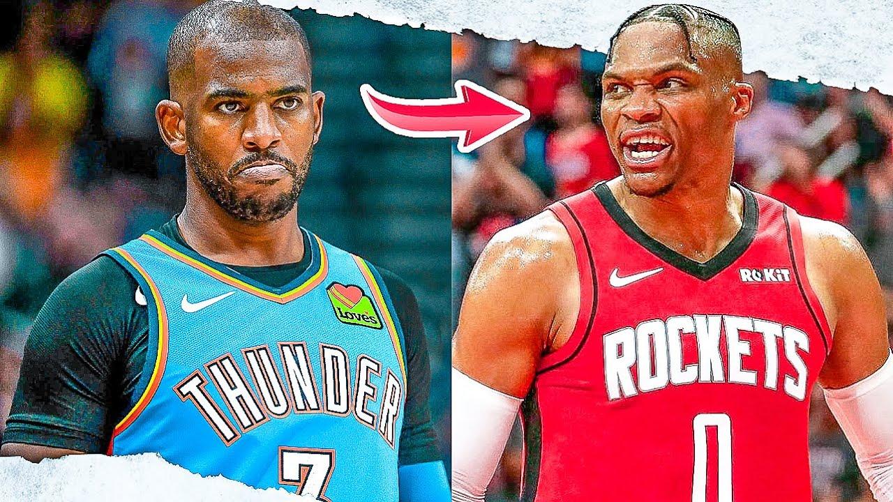 NBA Stars FIRST Point on their NEW Team (Kyrie, KD, LeBron)
