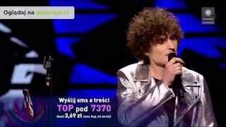 """Sopot TOPtrendy 2014: Dawid Podsiadło - """"Trójkaty i Kwadraty"""""""