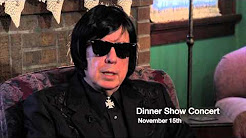 A Tribute To Roy Orbison: Concert Dinner Event Coming to Springfield, Oregon
