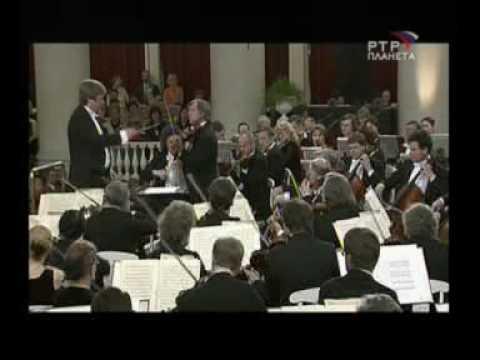 Saint-Saens - Introduction & Rondo Capriccioso Viktor Tretyakov