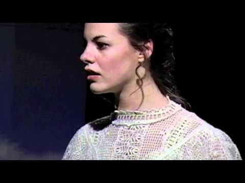Haley Webb in The Seagull
