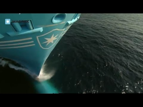 Maersk - Mighty Ships: Eco Efficient Emma Maersk - Discovery Channel