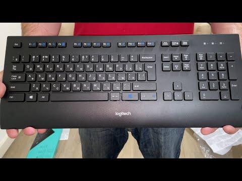 Клавіатура дротова Logitech K280e USB (920-005215)