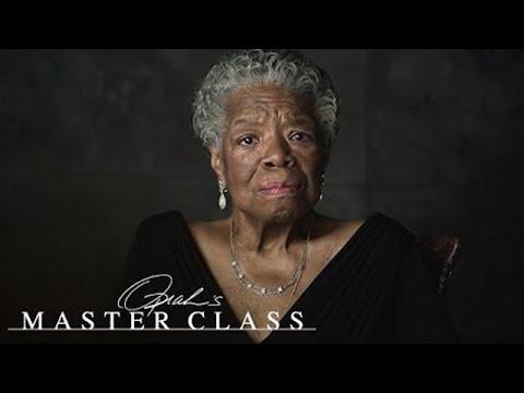 "Dr. Maya Angelou: ""Love Liberates"" | Oprah's Master Class |  Oprah Winfrey Network"