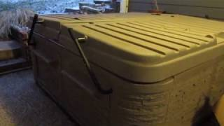 Strong Spas Hot tub review