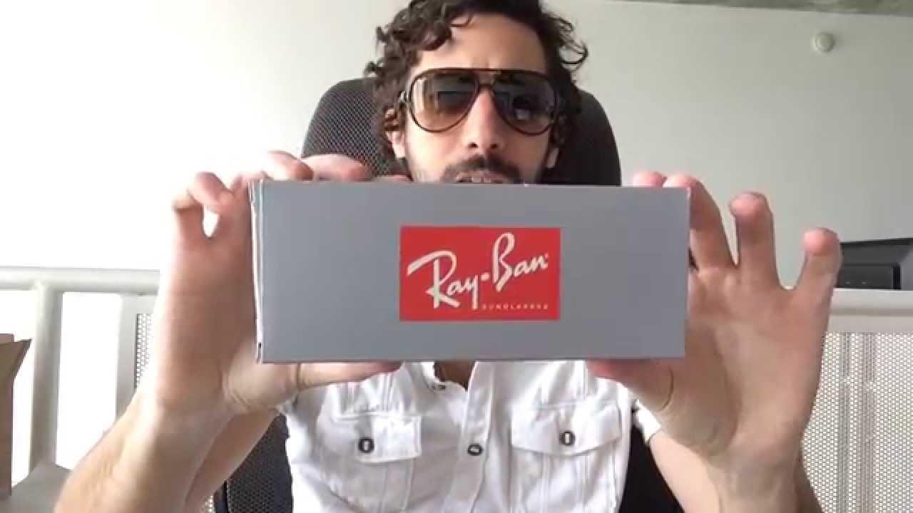 ray ban 4125