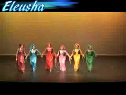 Persian and  Kurdish dance _Circle of Unity