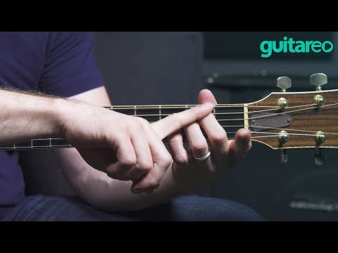 How To Change Guitar Chords - Guitar Lesson For Beginners