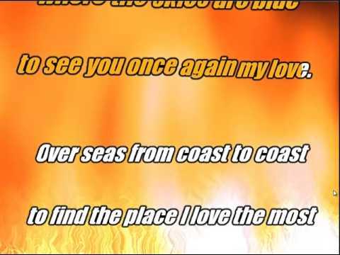 My Love   Karaoke   Female