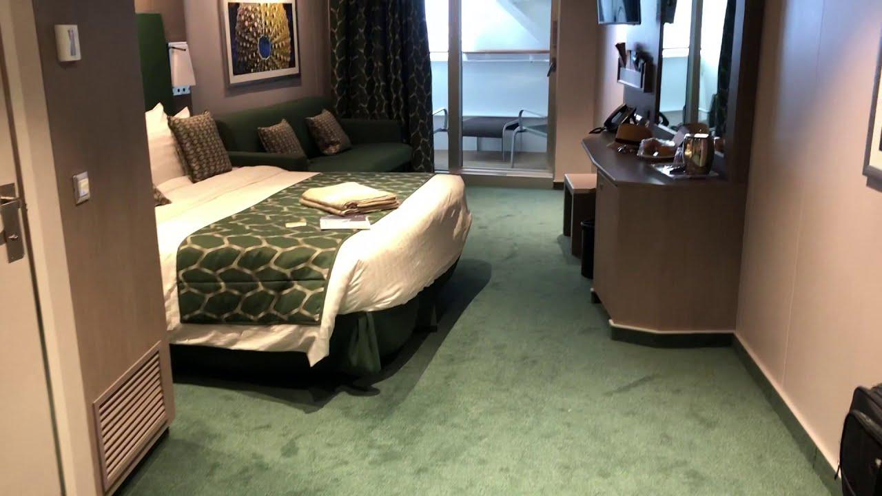 Msc Seaview cabine 14003 Suíte Fantastica - YouTube
