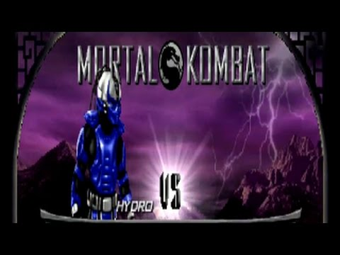 Mortal Kombat Project 4.1 - Hydro