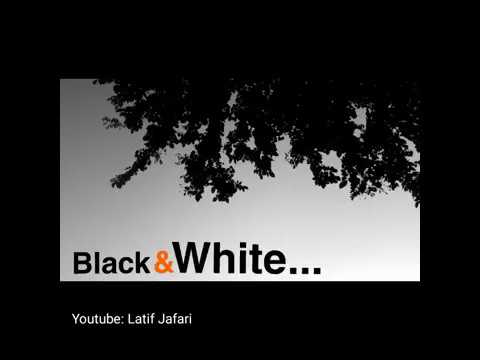 BLACK & WHITE Pictures collection with music...