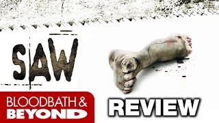 Saw (2004) - Movie Review