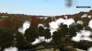 ArmA 2: White Phosphorus delivered to small town.