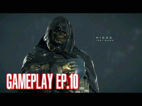 Let's play Death stranding full game gameplay walkthrough Ep10 PS4 Pro HD 1080p