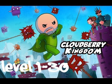 Cloudberry Kingdom Level 1-30 [PS3|HD] (No Commentary)