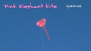 Flying Elephant kite from Into the Wind