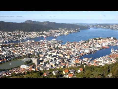 11. - 14.08.2013 - Mo i Rana, Kristiansund, Geiranger, Ålesund und Bergen