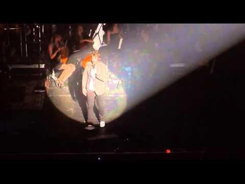 Josh Groban - Brussels - June 12 2013 - Q&A