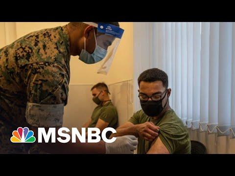 Gen. Barry McCaffrey On U.S. Military Covid Vaccine Mandate
