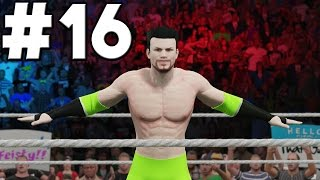 WWE 2K15 My Career Walkthrough Part 16 - Rapping R Truth