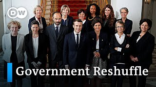 French Government Resigns Ahead Of New Prime Minister Appointment   DW News
