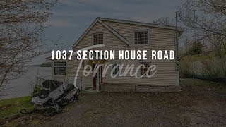 1037 Section House Road, Lake Muskoka