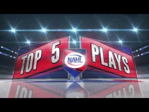 NAHL Plays of the Week - Apr. 2 - 8, 2018