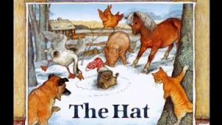 "A Read Aloud of ""The Hat"" by Jan Brett"