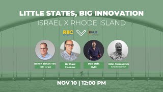RIIC Education and Wellness for Entrepreneur's | District Hall Providence RI