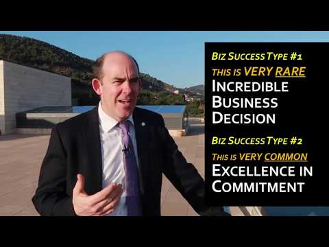 Business Success: Great Decisions, or Excellent Implementation?