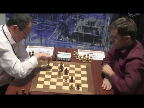 2016-09-25 GM Gelfand - GM Aronian ENDGAME Moscow Tal Memorial Blitz