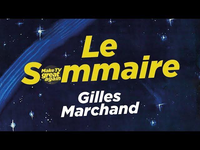Le Sommaire par Spicher - Gilles Marchand