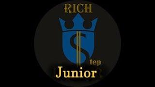 4. RichStep Юниор Обзор кабинета, профиль, ключ для партнера.