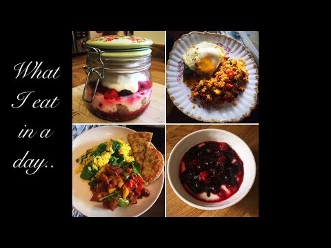 Slimming World | What I Eat In A Day | Katy Jayne