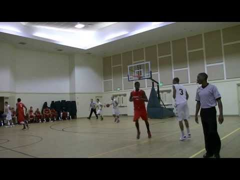 Jalen Reeder Life Christian Academy Basketball 2013 vs.Oldsmar Christian School