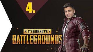#4. MEGFOSZTANAK AZ ÖRÖMTŐL! | PlayerUnknown
