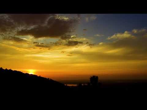 Boulder Sunrise Timelapse