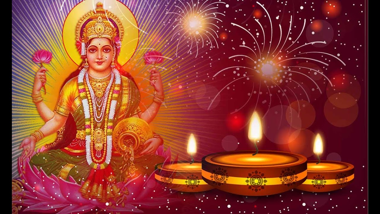 महालक्ष्मी Mahalaxmi Mantra Money Success Wealthy