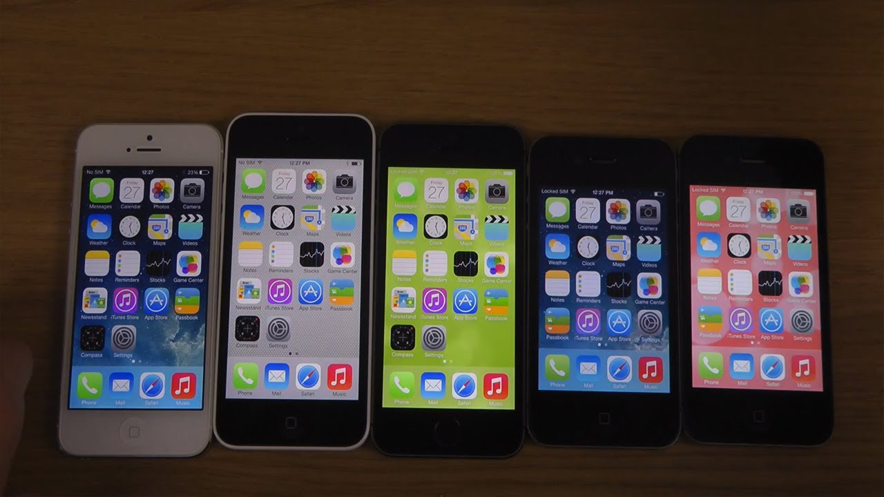 All Iphone Apps
